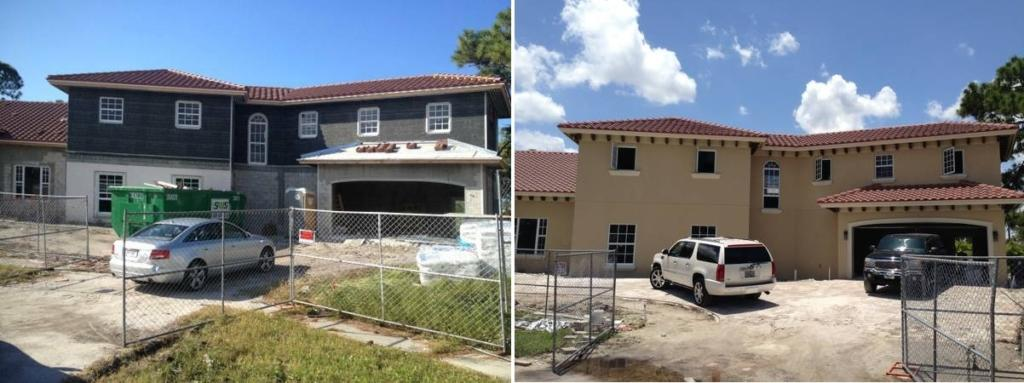 North Miami Stucco Repair – At PC Painting Inc. Stucco Services perfecting custom stucco finishes at North Miami, FL homes and businesses since 2000