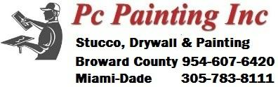 New Stucco & Stucco Repairs Contractor , Drywall & Painting Contractor in Broward & Miami-Dade County